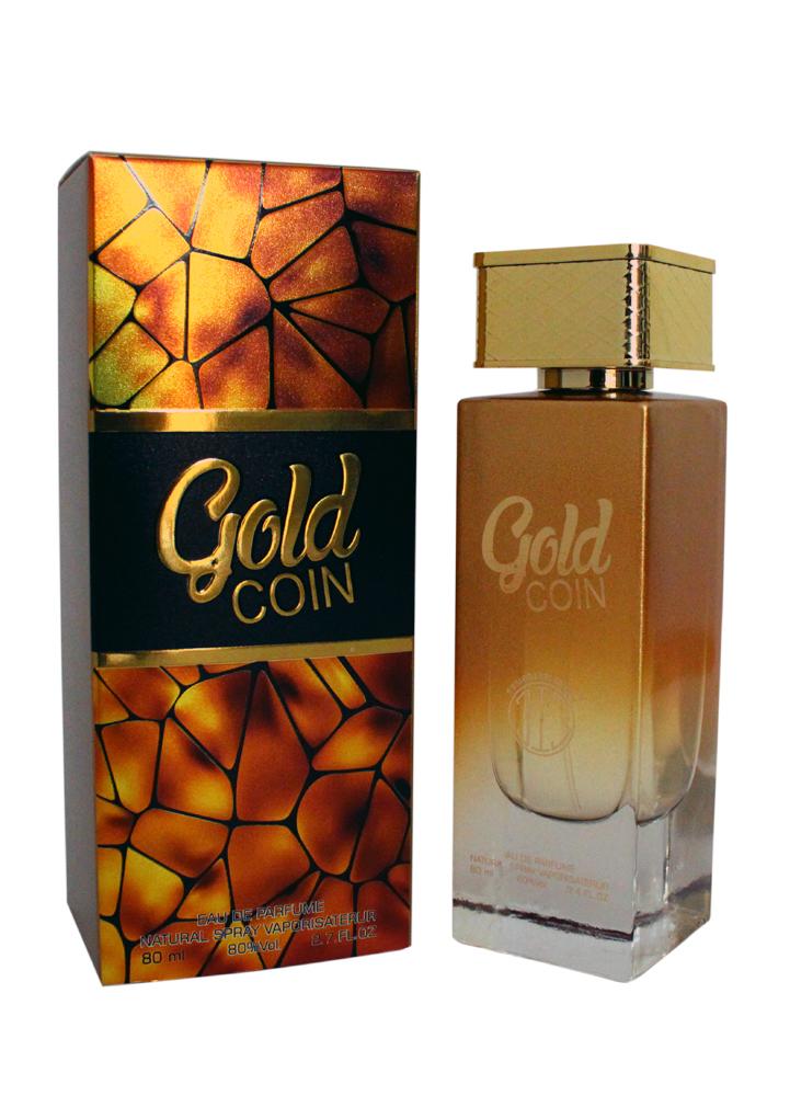 GOLD COIN EDP 80ML